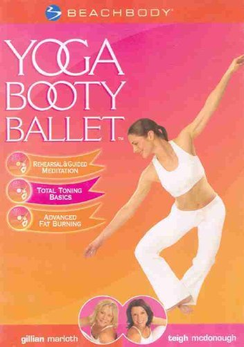 Super beauty product restock quality Quantity limited top Yoga Booty Ballet : Rehearsal ; Meditation Toning Total Guided