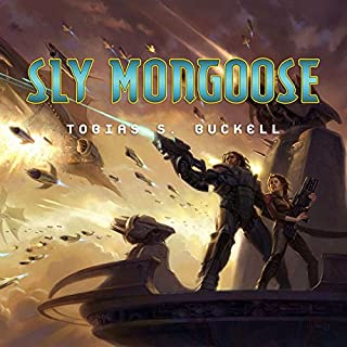 Sly Mongoose  audiobook cover art