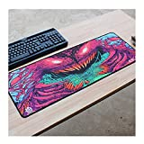 Karen Low Gaming Mouse Pad, Mouse Pad cs go Hyper Beast for PC Computer Gaming Notebook Esports