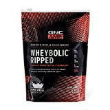 GNC AMP Wheybolic Ripped Whey Protein Powder - Classic Vanilla, 9 Servings, Contains 40g Protein and 15g BCAA Per Serving