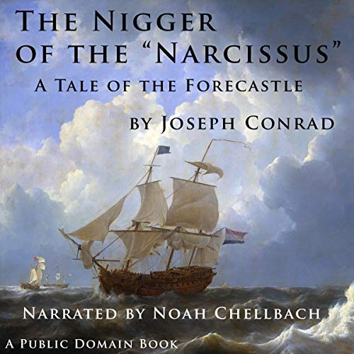"『The Nigger of the ""Narcissus"": A Tale of the Forecastle』のカバーアート"