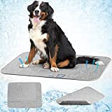 Best Cooling Pad For Dogs - Pet Cooling Mat for Dogs Cats, Avoalre Summer Review
