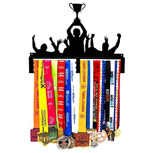 Medaglia con design trofeo   Medaglie   Porta medaglie   Porta medaglie