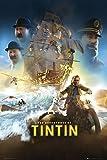 Close Up Die Abenteuer von Tim und Struppi Poster,