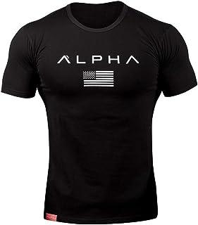 Camisetas Hombre Divertidas Manga Corta Tallas Grandes Camisa de Deporte Originales Impresión del Moda 3D Tops de Basica Cuello Redondo Primavera y Verano Blusa Gusspower