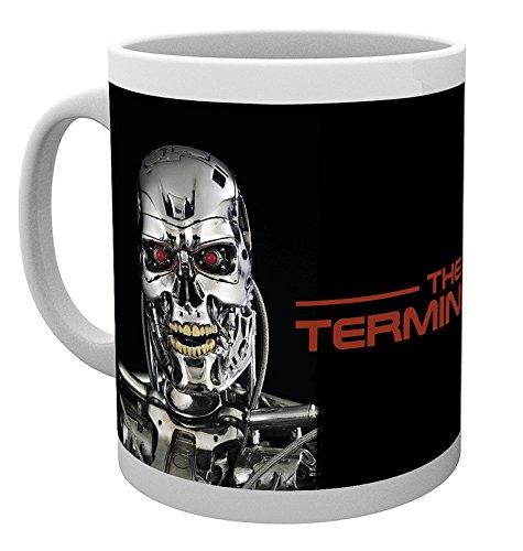 GB eye LTD, The Terminator, Endoskeleton, Taza