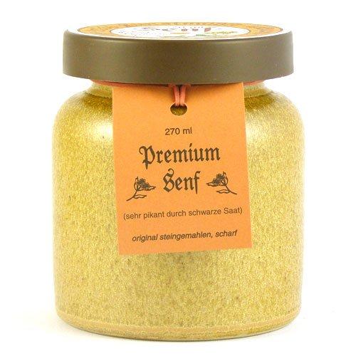 Senfmühle Kleinhettstedt Premiumsenf - 270 ml
