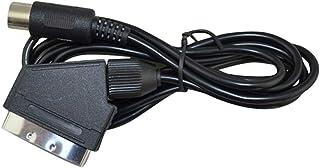 Gimax Câble péritel AV pour SEGA Mega Drive 1 pour Genesis 1 NTSC V-Pin
