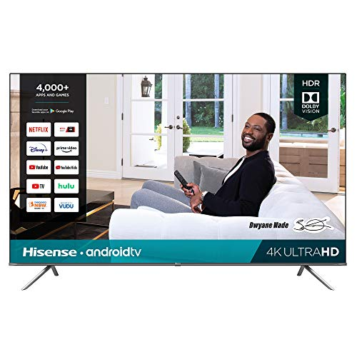 Hisense 85H6570G 85-Inch 4K Ultra HD Smart TV
