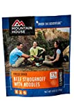 Mountain House Beef Stroganoff with Noodles, Pouch