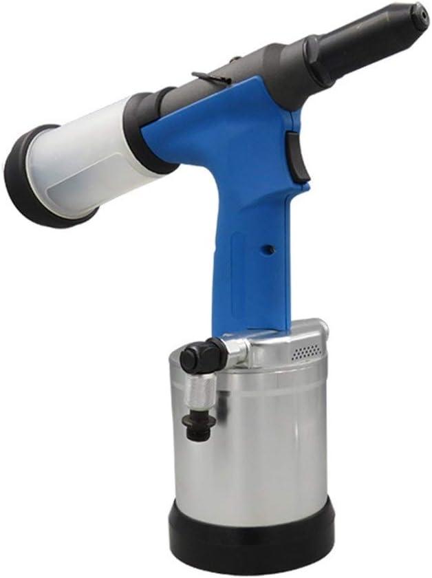 Herramientas neumáticas Tirando núcleo autocebante extractor del remache, remache máquina neumática, hidráulica industrial remachadora