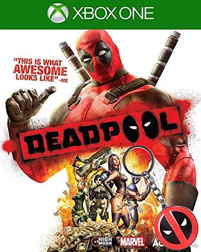 Deadpool - 100% UNCUT Edition + Deadpool Schlüsselanhänger [Xbox One]
