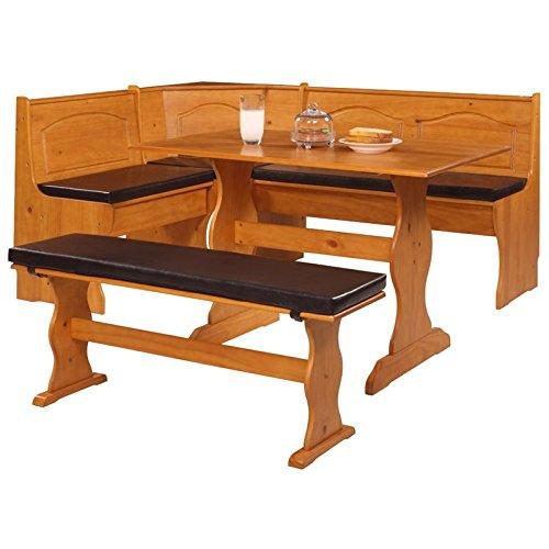 Riverbay Furniture Cushion Set in Brown PVC
