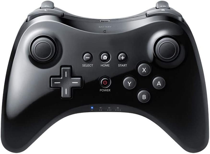 Wii U 2021 spring and summer new Controller Wireless NEW before selling Rechargeable Bluetooth Dual Analog Co
