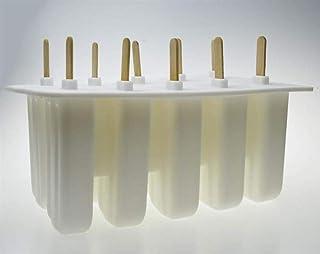 Moules À Glaces 10 Grilles Moule À Crème Glacée De Qualité Alimentaire Moule À Popsicle En Silicone Plateau De Crème Glacé...