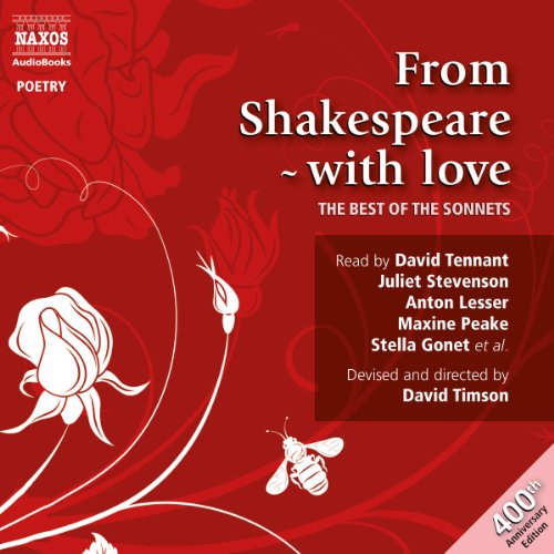 Couverture de From Shakespeare - With Love (The Best of Sonnets)