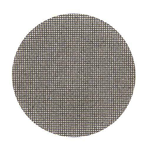 Silverline 783379 Lot de 10 disques abrasifs treillis auto-agrippants 225 mm grains assortis