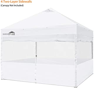 Best canopy sidewalls with windows Reviews