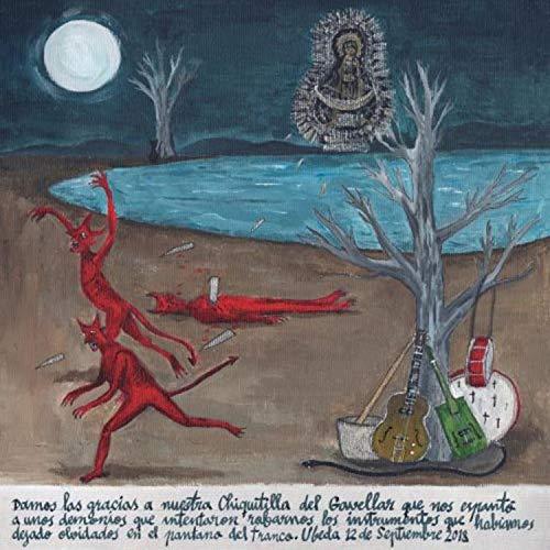 Guadalupe Plata [Vinilo]