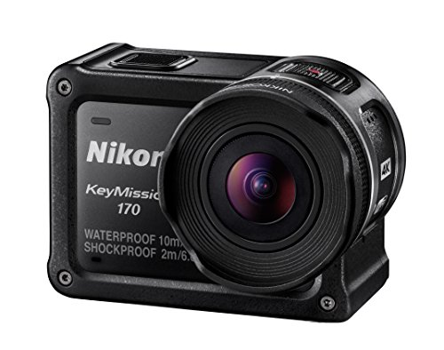 Nikon KeyMission 170 Action Camera-Schwarz - 3
