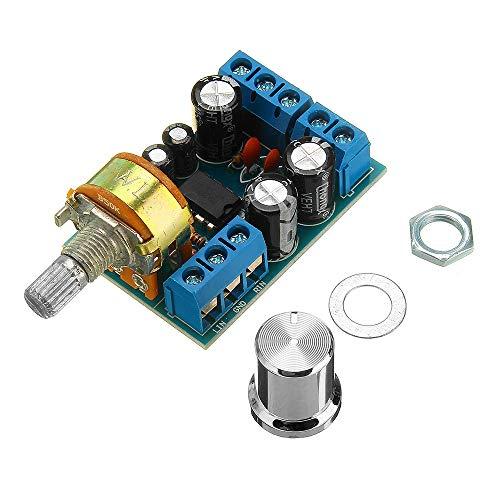 ILS - TDA2822M 1Wx2 Dual Channel Audio-Verstärker Stereo-Modul-Brett Lautstärkeregler