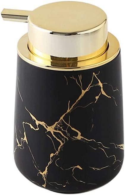 Dispenser Pump Bottle for Kitchen Bathroom Manufacturer OFFicial shop Super beauty product restock quality top Refillabl Ceramic and