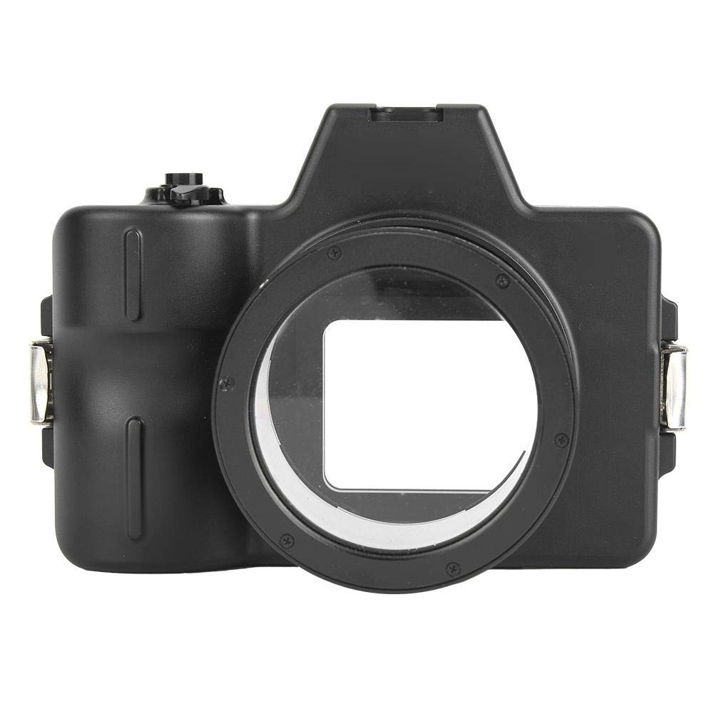 Madezz Estuche Impermeable para cámara, Mcoplus 100M 325ft Estuche para cámara a Prueba de Agua para Sony A72 A7II DSLR FE 2/28 18/55 16/50: Amazon.es: Coche y moto