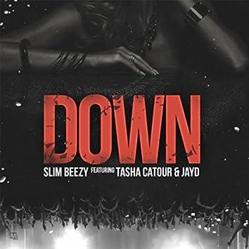 Down (feat. Tasha Catour & Jayd)