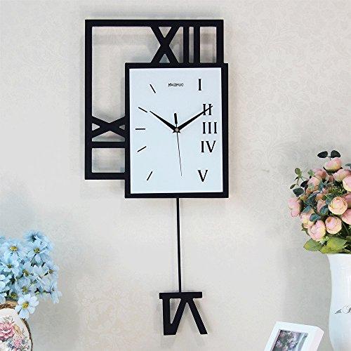 Relojes De Pared Vintage Grandes relojes de pared  Marca Bidesen Inicio Deco