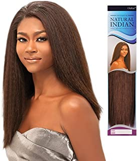 OUTRE Indian Human Hair Weave Premium Natural Indian Wet&Wavy Willow Wave 14
