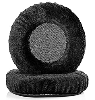 Velvet Replacement Ear Pads for MDR-XD200 MDR XD200 MDR-RF985R RF985R RF985RK RF970 MDR-RF6500 MDR RF6500 DS6500 Stereo Headphones