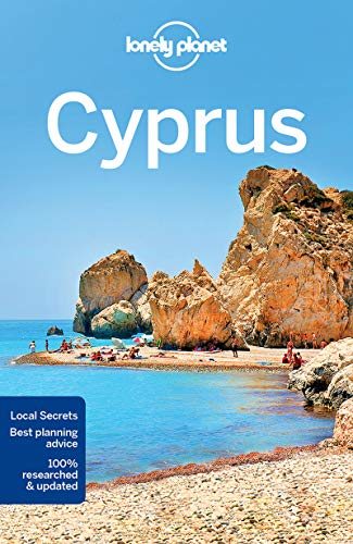 Lonely Planet Cyprus (Country Guide)