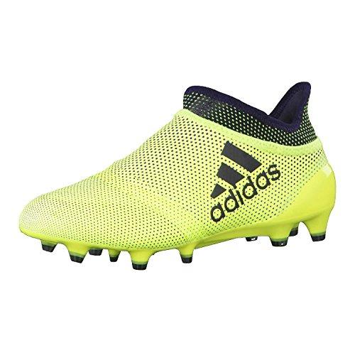adidas X 17+ Purespeed Fg, Scarpe da Calcio Unisex-Bambini, Grigio (Grau Grau), 37 1/3 EU