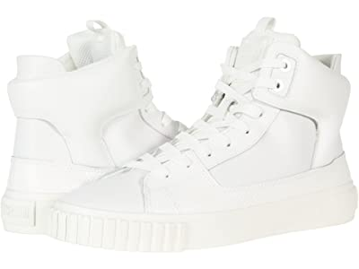 Just Cavalli Lace-Up High-Top Sneaker