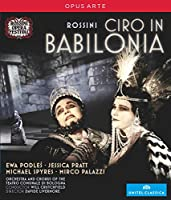 Rossini: Ciro in Babilonia [Blu-ray] [Import]