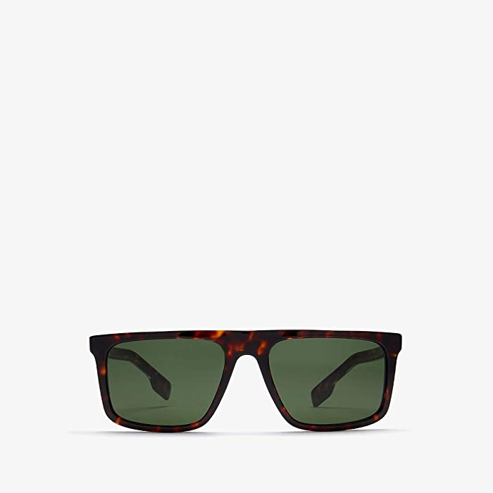 Burberry  0BE4276 (Dark Havana/Green) Fashion Sunglasses