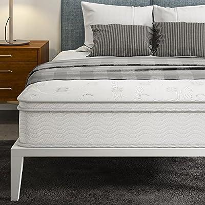 "Signature Sleep Sunrise 10"" Hybrid Coil Mattress, Queen"