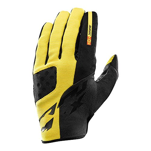 Mavic - Crossmax Pro Glove, color amarillo,negro, talla XL