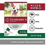 Bayer K9 Advantix II Flea, Tick and Mosquito Prevention