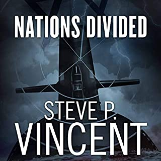 Nations Divided audiobook cover art