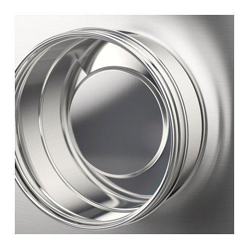 IKEAGRUNDTAL(グルンドタール)『小物入れ3ピース(201.763.76)』