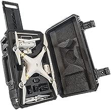 CasePro CP-PHAN3-CO DJI Phantom 3 Carry-On Hard Case (Black)