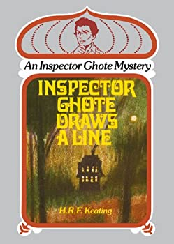 Inspector Ghote draws a line 0099550903 Book Cover