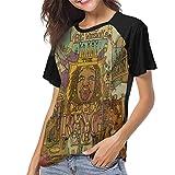 Photo de MeiShop Custom Raglan Short Sleeve T Shirts Tee Dave Matthews Big Whiskey and The GROOGRUX King Womans Classic Fashion Print T-Shirt T-Shirts Courts pour Les Femmes