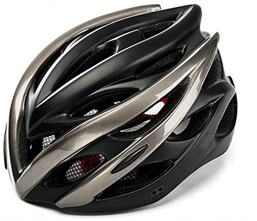 FENGHU Bicycle Helmets Bicycle Cycling Helmets MTB Cycling Helmet Ultralight in-Mold with Visor Titanium Breathable Road Mountain Bike Helmet