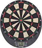 Arachnid Bullshooter Lightweight Electronic Dartboard with LCD Scoring Displays, Heckler Feature, 8-Player Scoring and 21 Games with 65 Variations
