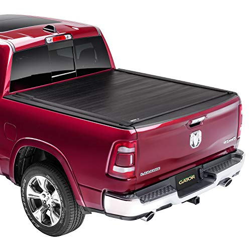 powerful Gator Recoil Retractable Truck Cover | G30243 | Suitable for New Dodge Body Style 2019-2020 …