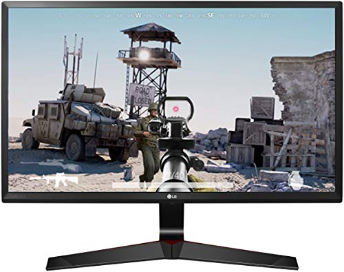 Our #6 Pick is the LG 24MP59G-P Budget Gaming Monitor