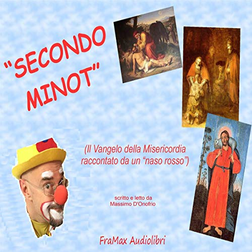 Secondo Minot audiobook cover art
