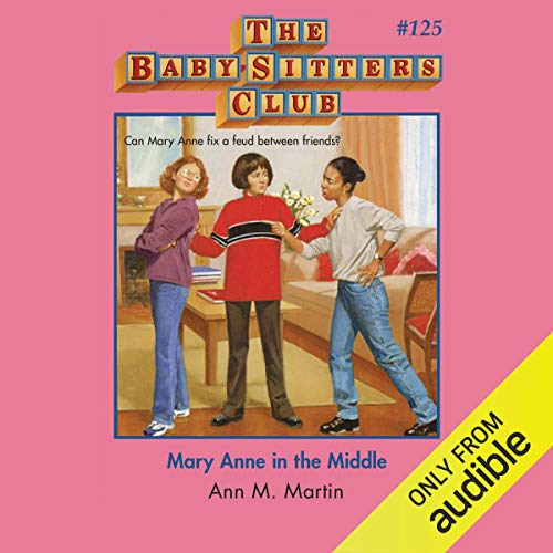 Mary Anne in the Middle cover art